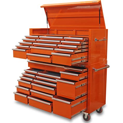 Toolbox Drawer by New Maxim Orange 60 Toolbox 32 Drawer Toolbox Top Chest