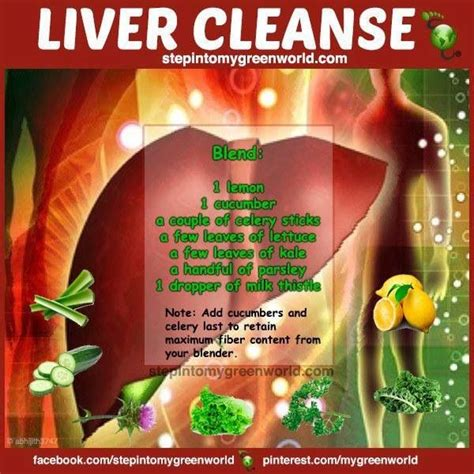Tcm Liver Detox by Healthy Living A Collection Of Health And Fitness Ideas