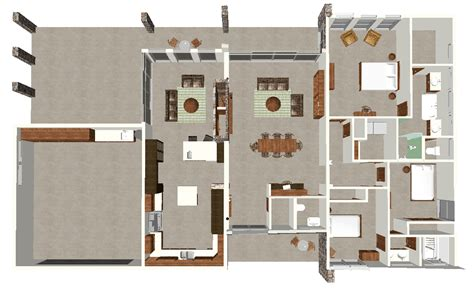 plan decor one floor modern house plans ahscgs com