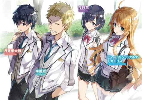 anime boy drama 2560x1600 anime school smiling