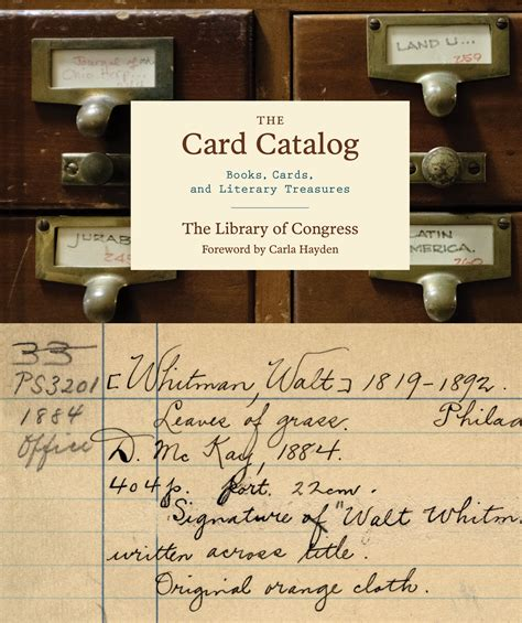 america s greatest library an illustrated history of the library of congress books new book card catalog s history library of congress