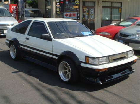 Toyota Ae86 For Sale Toyota Corolla Gt Coupe Ae86 For Sale Car On