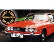 A Triumph Ant Return Rumours Much Loved Car Brand Is To