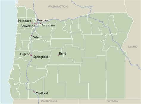 map of eugene oregon zip codes city zip code wall maps of oregon