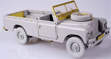 land rover italeri bsm new releases model builder international