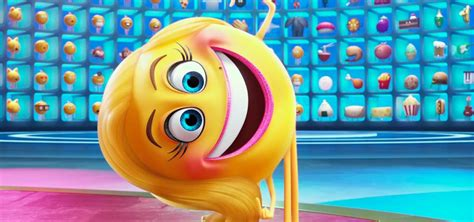 emoji il film the emoji movie trailer is what happens when you have