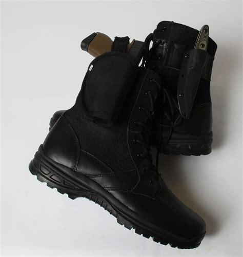 tactical boot holster 54 tectus boots