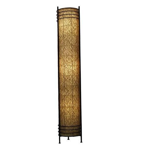 Eangee Home Design Tower Large  Column Floor Lamp