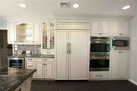 Design Line Kitchens by Black And White Kitchen Middletown New Jersey By Design