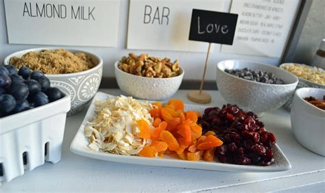 oatmeal toppings bar oatmeal toppings bar 28 images steel cut oats and