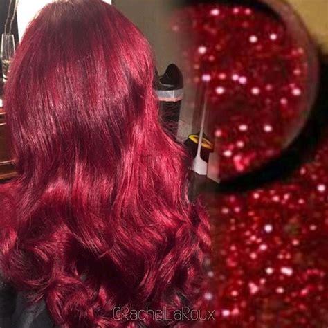 crimson hair color best 20 crimson hair ideas on hair dye