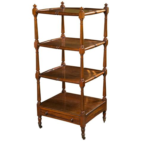 etagere 6 cases etagere with drawer for sale at 1stdibs