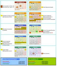 Calendario 2018 Andalucia Calendario Escolar Centros Universitarios 2015 2016 New