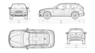 Bmw X1 Dimensions Bmw X1 Sizes And Dimensions Guide Carwow