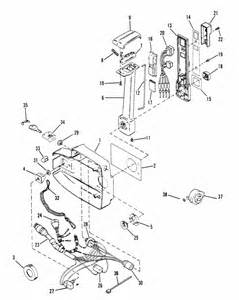 mercury quicksilver controls parts diagram mercury free engine image for user manual
