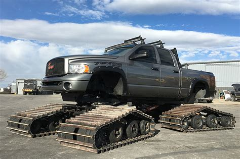 can you ram you can buy the sno cat dodge ram from diesel brothers