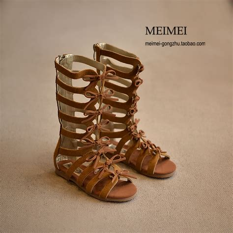 gladiator sandals for toddlers 2016 summer boots high top fashion sandals