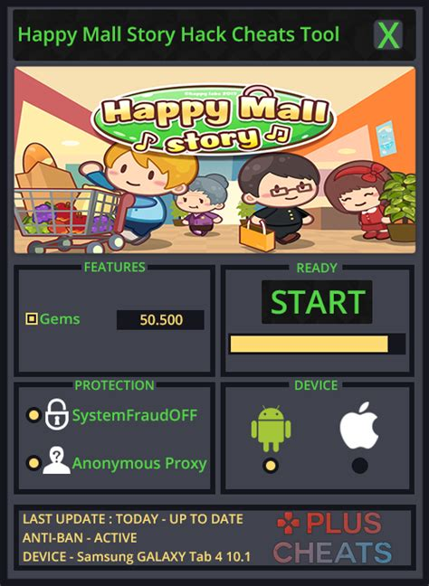 download happy mall story mod game download happy mall story hack updated happy mall story