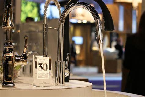 designer faucets kitchen 2018 2018 kbis recap pfister faucets kitchen bath design
