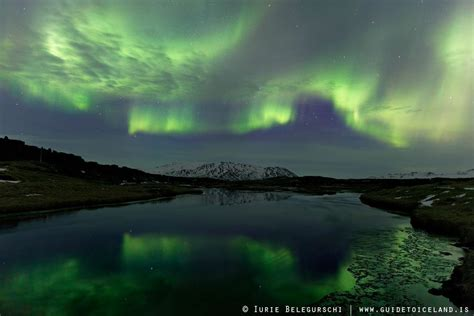 where do the northern lights come from northern lights in iceland when where to see the aurora