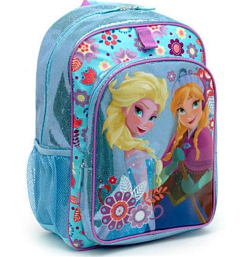 Disney Frozen Trolly Bagpack Small back to school with disney frozen backpacks school supplies