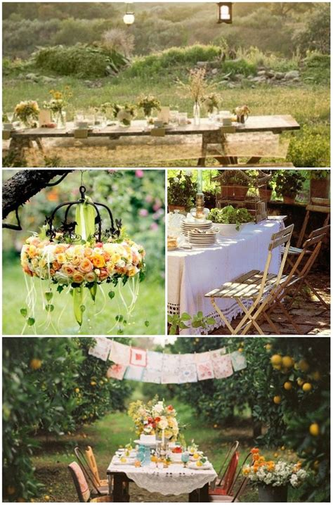 Garden Theme Ideas 18th Garden Birthday Ideas Ideas Pinterest