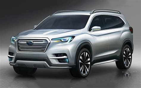2019 subaru ascent price specs and release date new