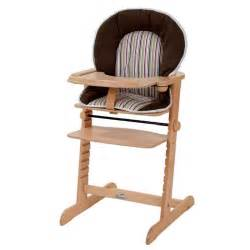 geuther chaise haute family naturel achat vente chaise