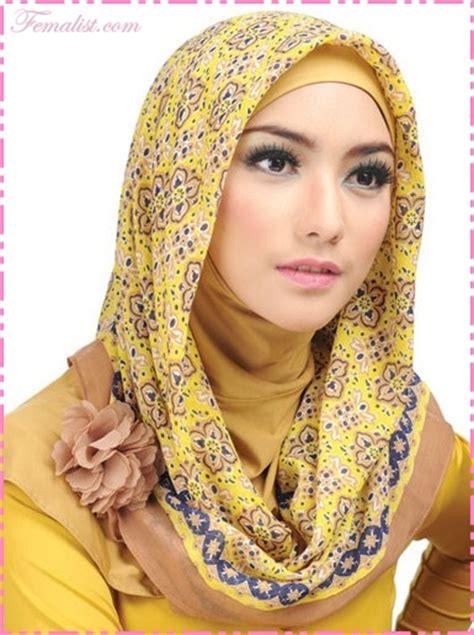 Lemari Untuk Jilbab 9 model jilbab terbaru pilihan untuk ramadhan dan lebaran
