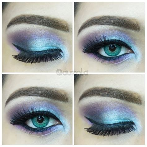 Original Softlens Eye Princess Blue Biru tutorial eye makeup mesmerizing blue kawaii japan