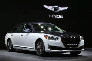 Bentley Hyundai Genesis G90 Special Edition Looking More Like A Bentley