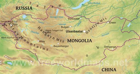 5 themes of geography mongolia uvs maps
