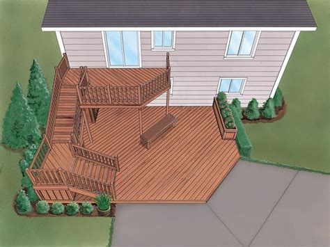 split level deck plans 25 best ideas about split level kitchen on pinterest tri level remodel raised ranch kitchen