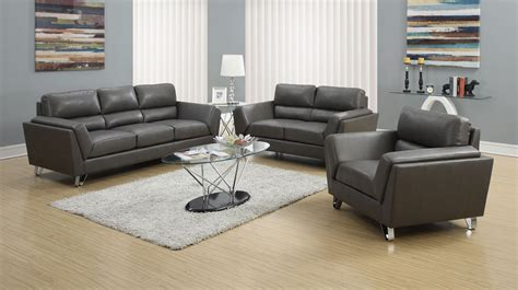 charcoal gray couch and matching colors charcoal gray match loveseat 8202gy from monarch 8202gy