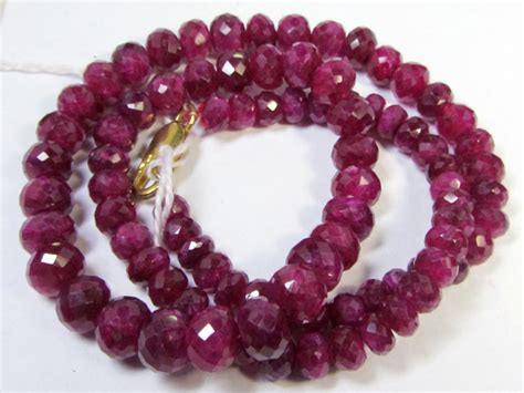 cert 155 cts faceted ruby 11 994