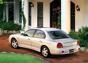 Hyundai Sonata 1998 Hyundai Sonata 1998 1999 2000 2001 Autoevolution