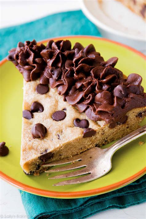 best chocolate chip cookie recipe chocolate chip cookie cake sallys baking addiction