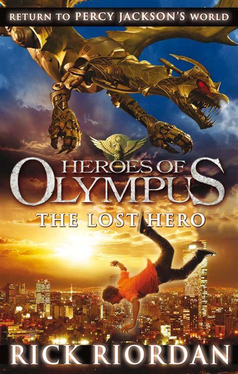 The Lightning Thief Cover 8th Percy Jackson Oleh Rick Riordan lost uk edition