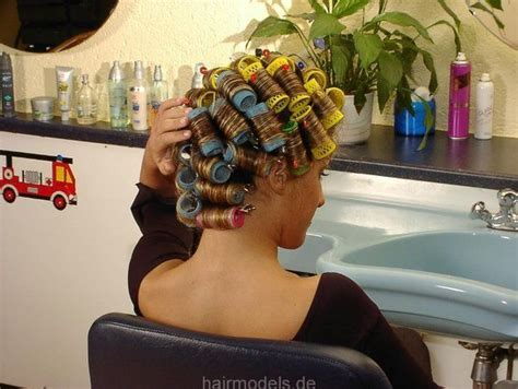 how to roller set a nine year old hair 3663654 hair rollers and curlers pinterest to be