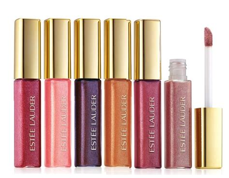 estee lauder high shine lip gloss collection 6 lip gloss 0