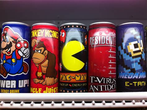 1 energy drink energy drinks polygons and pixels