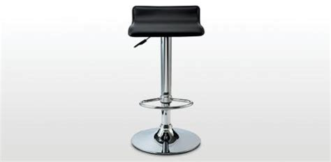 aldi bar stools padded gas lift bar stool 163 19 99 aldi hotukdeals