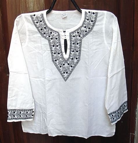 Men and Women Handmade plus size tunics and embroidered Clothing   ArtFire.com