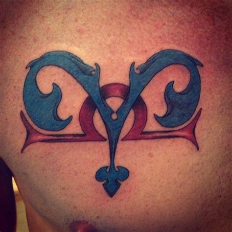 aries and pisces tattoo designs blue aries and libra designs tattooshunt i like