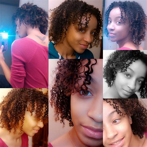 natural hairstyles eco gel love me lovely curlies eco styler twistout