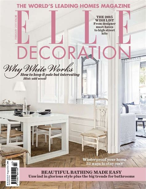 home decorating magazines uk iron