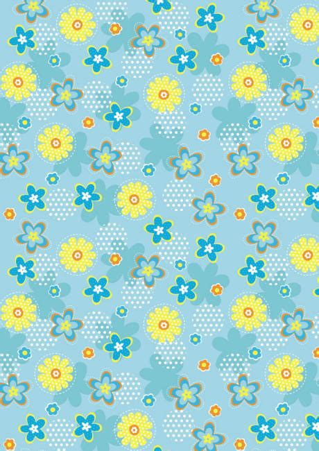 printable blue flowers the gallery for gt printable blue scrapbook paper