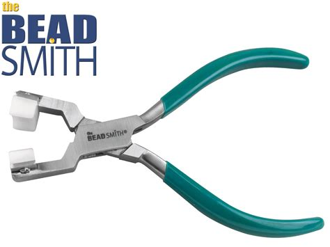 bead smith beadsmith bracelet bending pliers with jaw