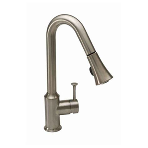 american standard pekoe kitchen faucet american standard pekoe single handle pull sprayer