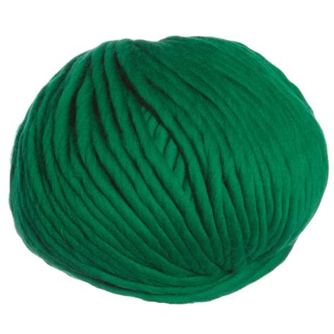 green knitting wool wool and the wool yarn emerald green at